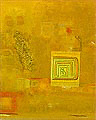 KABBALAH SERIES - IN THE PRESENCE OF LIGHT, SHEKHINAH TRIPTYCH